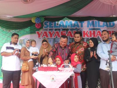 Milad Yayasan Khairul Imam
